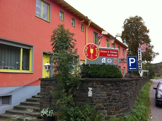 Remagen, Germany: Restaurant Comeback