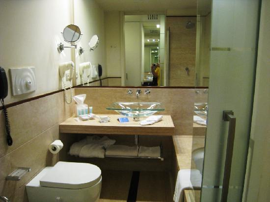 Hilton Florence Metropole: bathroom