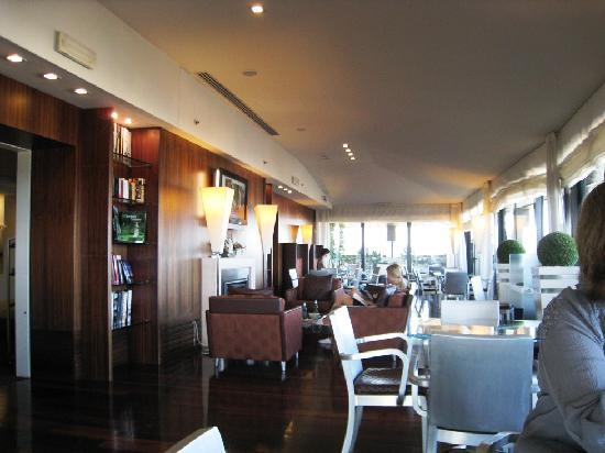 Hilton Florence Metropole: Executive Lounge