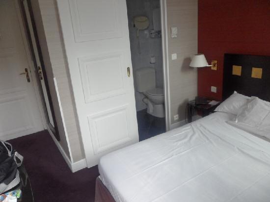 Hotel de la Jatte: Stanza standard