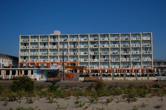 Ocean Club Hotel The From Beach