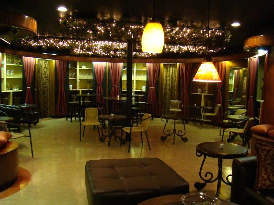 Korner-Copia: Our party room