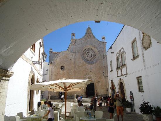 Ostuni, Italien: Cattedrale