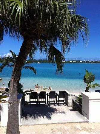 Grotto Bay Beach Resort & Spa: baia dell'hotel