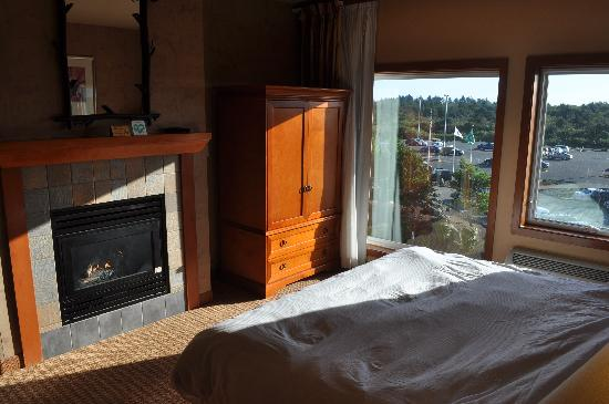Quinault Beach Resort and Casino: standard king