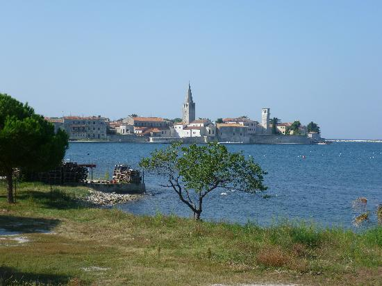 Pical Hotel: The gorgeous town of Porec