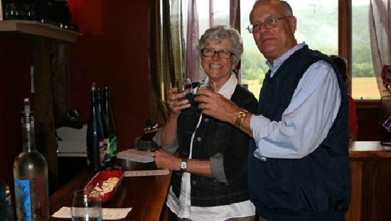Finger Lakes, NY: Wine tasing for a couple or a group