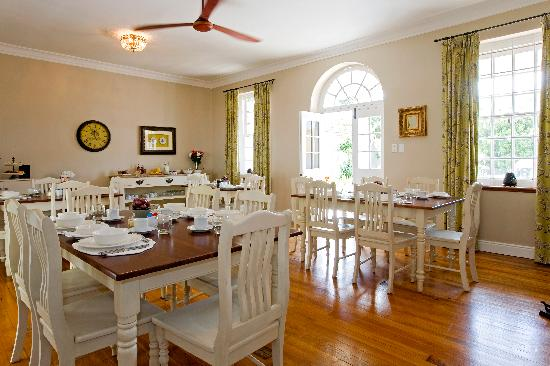 Capeblue Manor House: Dining Room