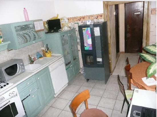 Walter Rooms: cocina compartida