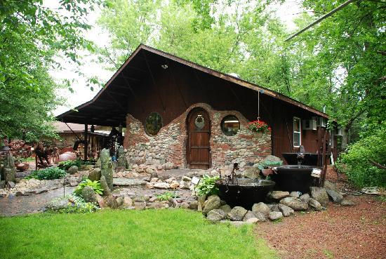 Marshfield WI: The Hobbit House at Jurustic Park & The Hobbit House at Jurustic Park - Picture of Marshfield Wisconsin ...