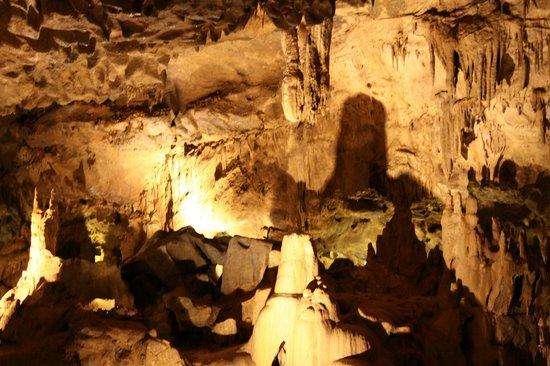 Grottes de Bétharram : vue