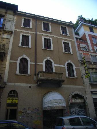 Verona Hotel: Einfach und zweckmäßig: das Hotel Verona