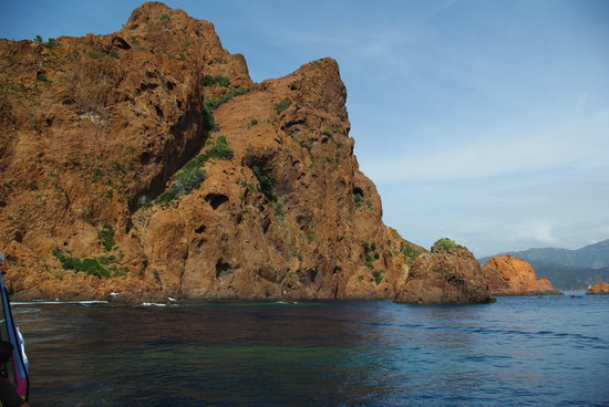 Nature Reserve of Scandola