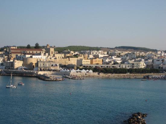 Otranto Mon Amour : vue de la chambre 2