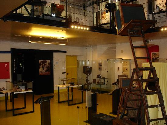 Swiss Camera Museum : Blick in die Ausstellung