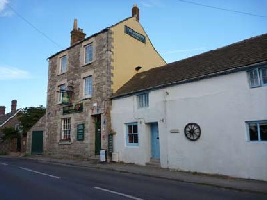 The Ship Inn: pub