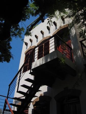 Casa de Isabella - a Kali Hotel: entrance to our suite