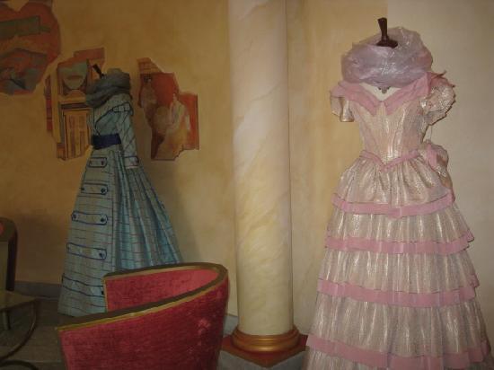 Hotel Sonne: traditional wear