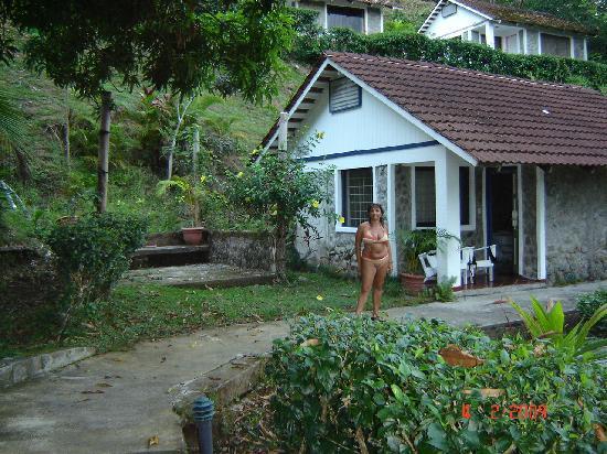 Karahe Beach Hotel Cabaña En