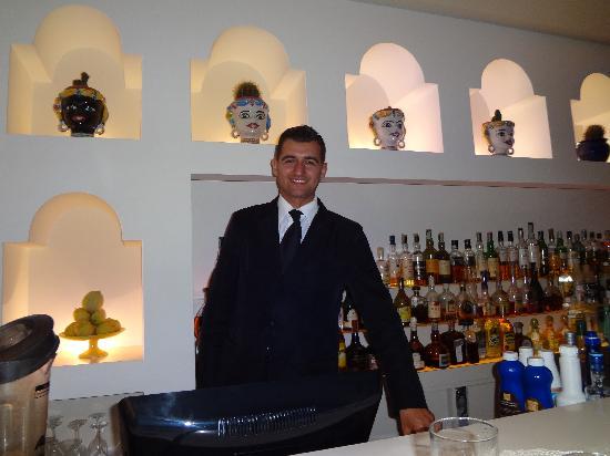 Grand Hotel Aminta: Tony