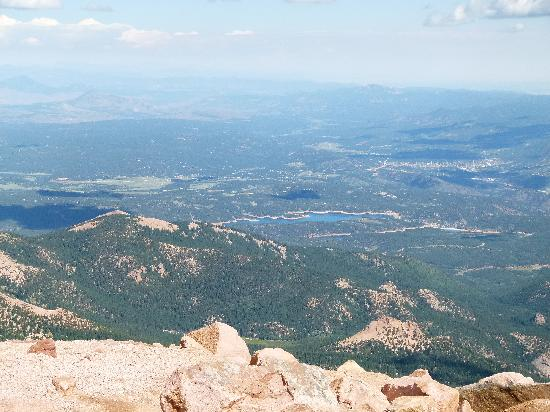 Pikes Peak: nice view