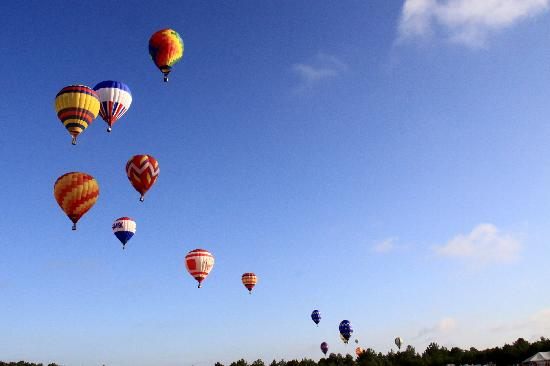 Longview, TX: Annual Great Texas Balloon Race
