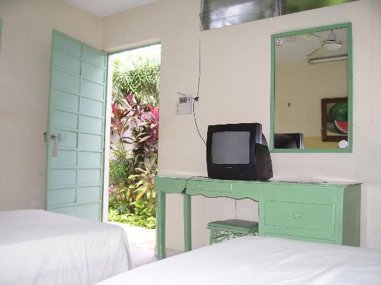 Aventura Hotel: Habitación Doble 2