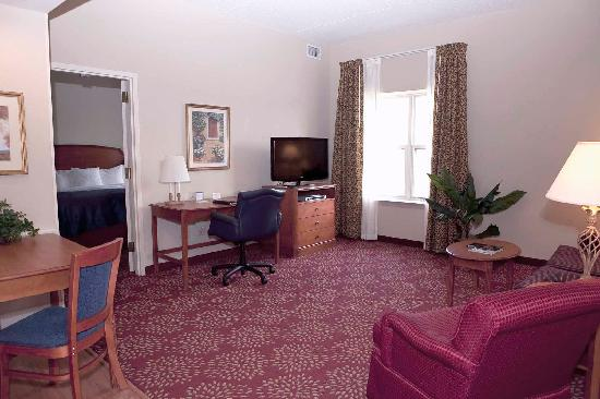 Homewood Suites Harrisburg East-Hershey Area: One Bedroom - King Suite