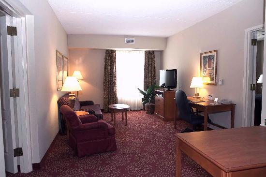 Homewood Suites Harrisburg East-Hershey Area: 2 Bedroom - 2 Bath Suite