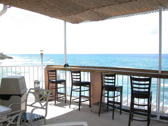 Kikita Beach Bar & Grill : Ocean View
