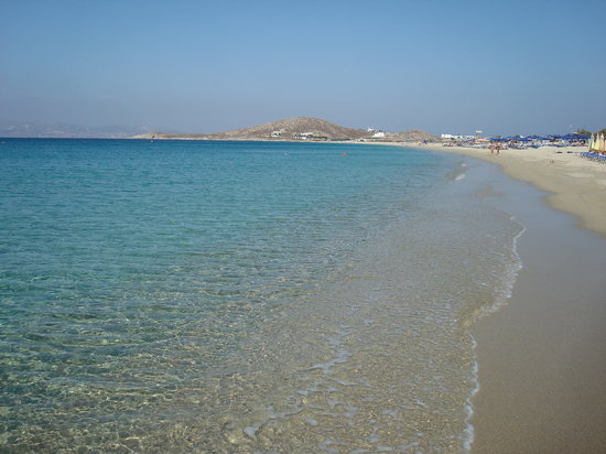 Agios Prokopios, กรีซ: Lovely Ag. Prokopios Beach