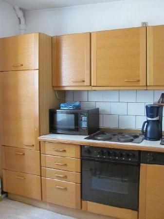 Hotel Alte Post: kitchen