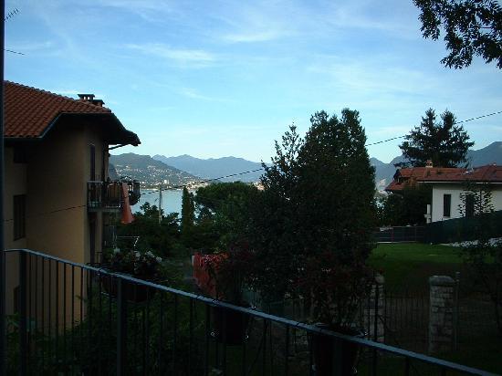 B&B Ori Villa Oriana : View from the terrace