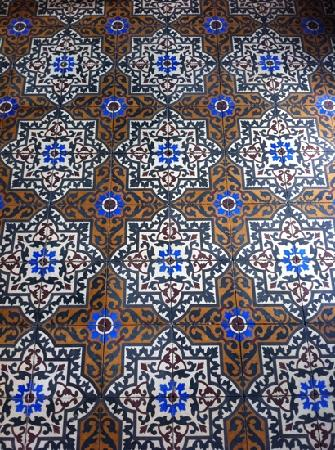 Casa Mexilio Guest House: tile floor 1