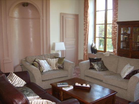 Chateau Charly: Salon