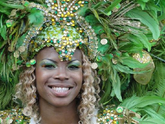 Alicia's Palace : ...Carnival of Trinidad....