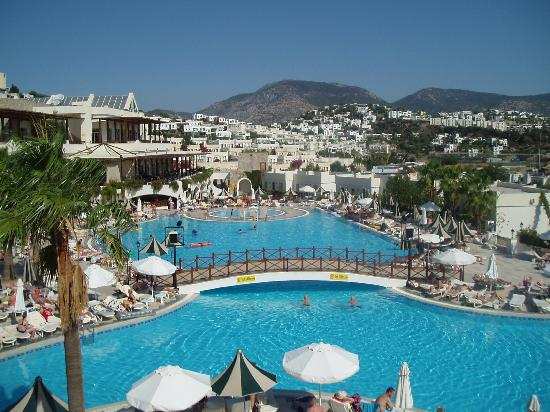 WOW Bodrum Resort: lovely pool