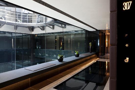 Key Hotel : Atrium