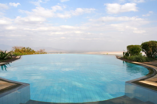 Lake Manyara Serena Lodge: Pool