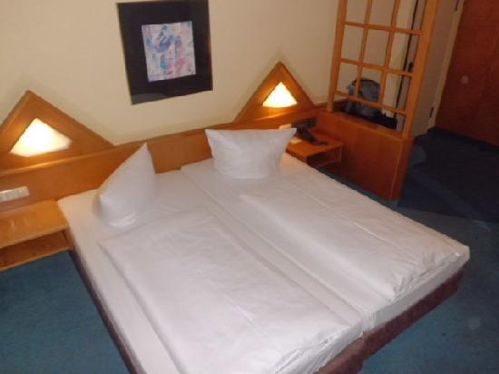 Raeter-Park Hotel: comfy !