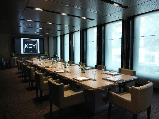 Key Hotel: VIP Boardroom for your important meetings