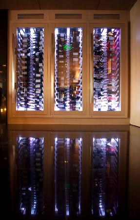 Key Hotel: Wine cellar with local & imported wines