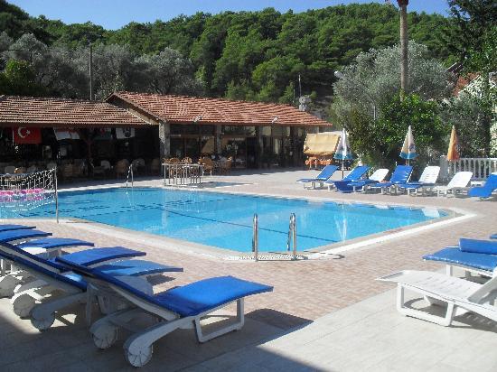 Hotel Dedem and Apartments: pool at dedem
