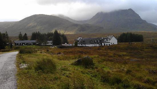West Highland Way: kingshouse Hotel