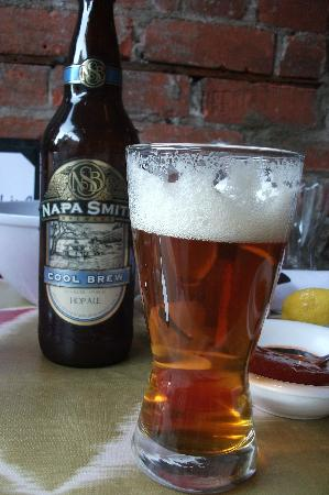 Real Seafood Company - Ann Arbor : Our favorite beer of the evening