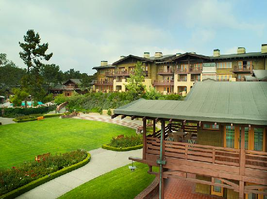 A View of The Lodge at Torrey Pines