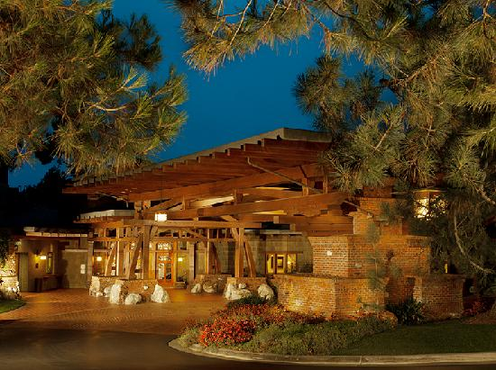 The Lodge at Torrey Pines: Welcome To The Lodge at Torrey Piens