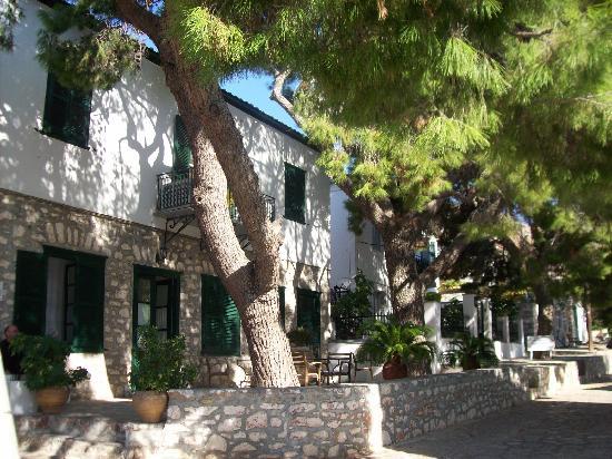 Piteoussa Guest House: vue Guest House