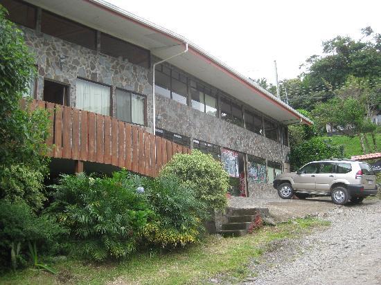 Hotel El Viandante: Front of El Viandante