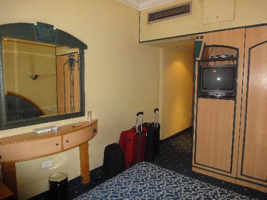 Al Iwan : Habitación